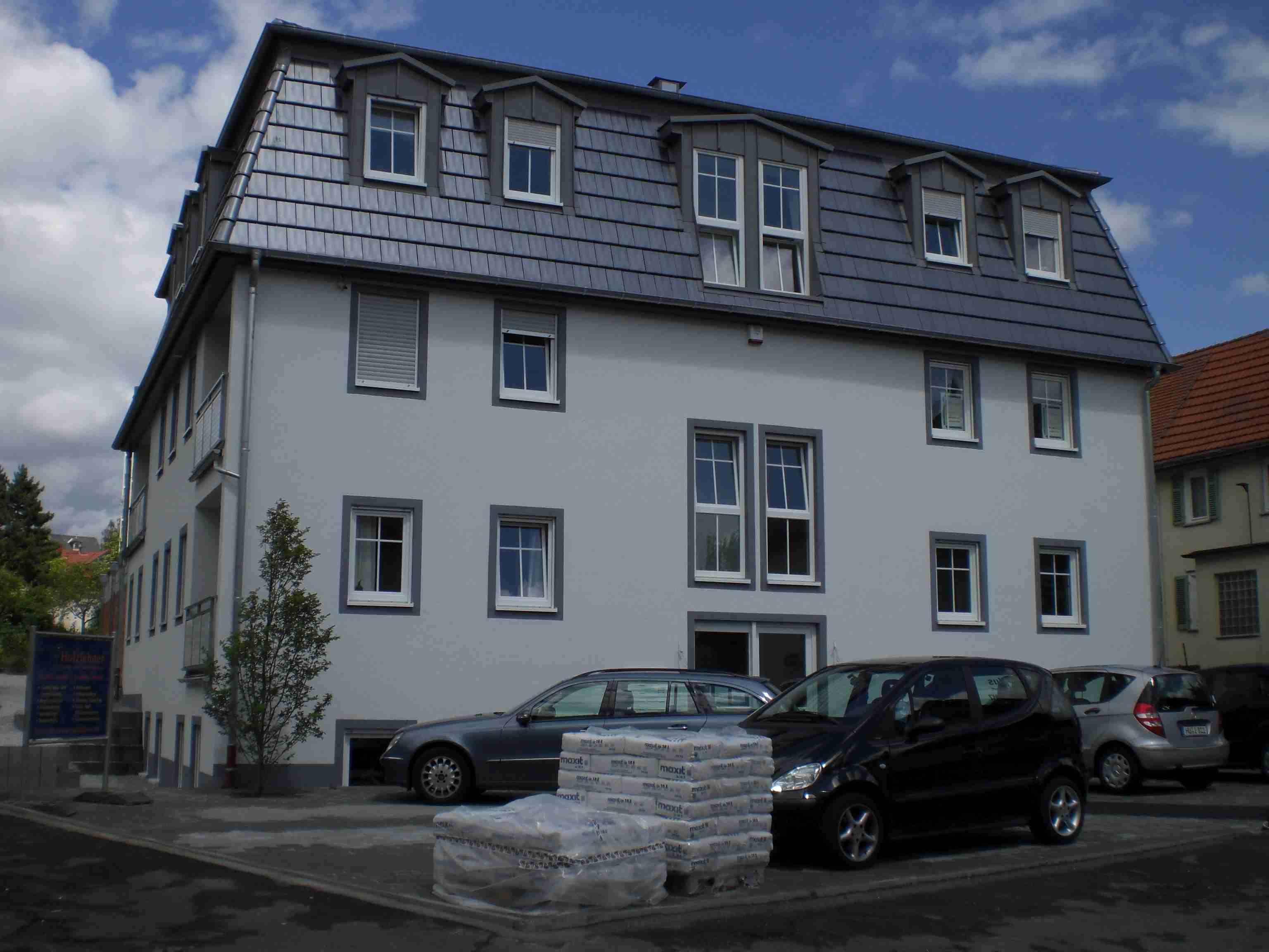 Wohn- und Geschäftshaus in Usingen