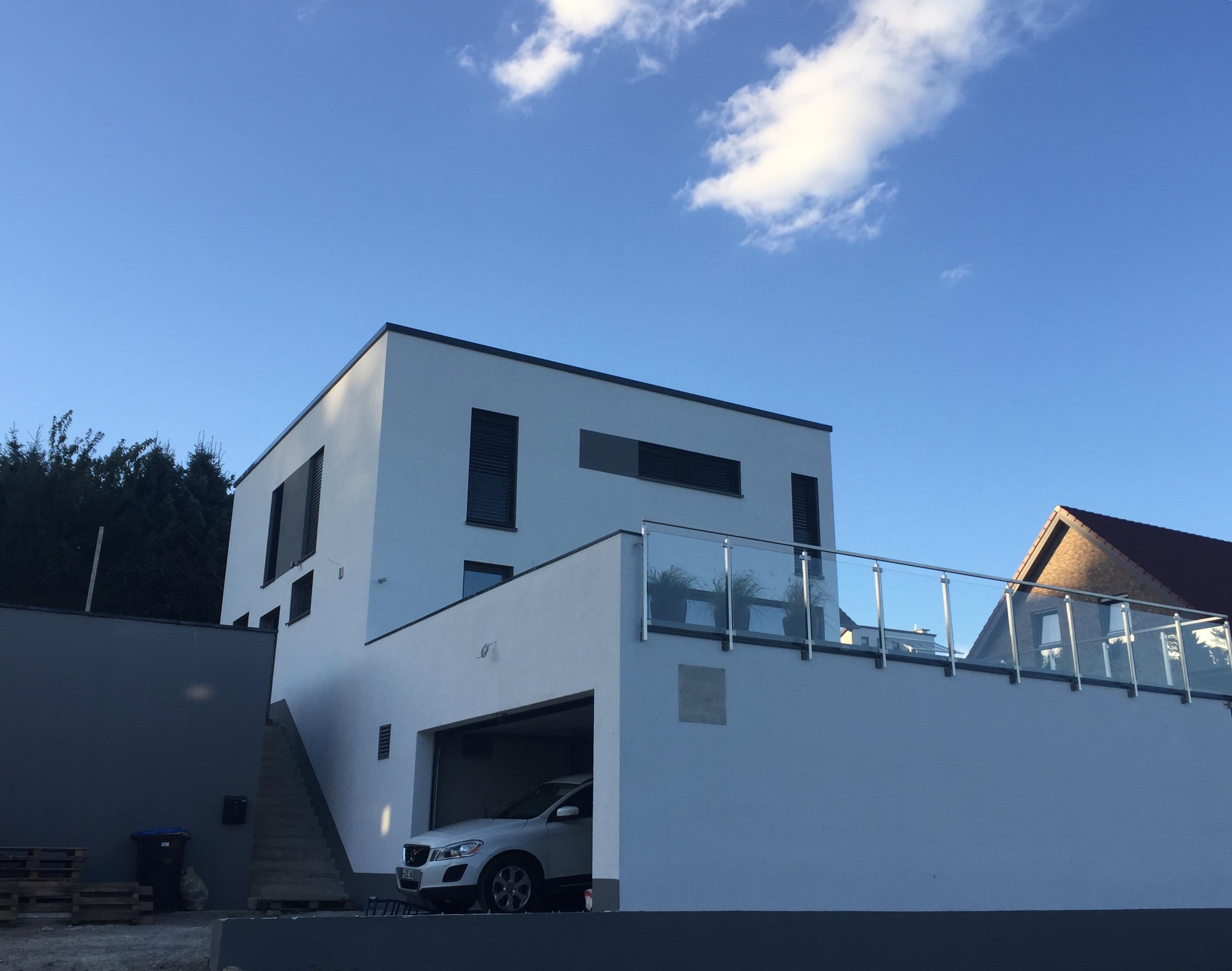Wohnhaus in Wernborn